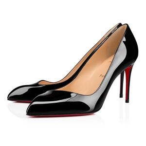 NEW Christian Louboutins Corneille 85 Stilettos